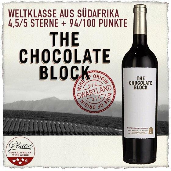 Weltklasse aus Südafrika - The Chocolate Block 2019