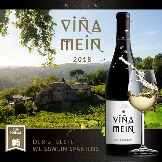 Vina Mein 2018 - 95 Punkte Guia Proensa