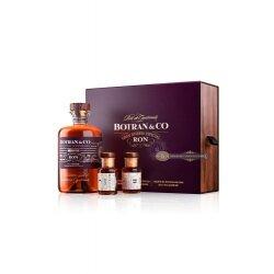 Ron de Guatemala Botran & Co. Gran Reserva Brandy 75th Anniversary Geschenk-Set