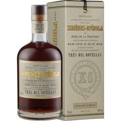 Tres Mil Botellas D.P.X.O. Brandy